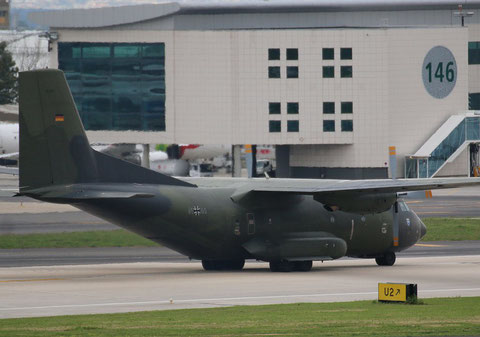 "C-160 Transall "" 51+06 "" German Air Force -2"