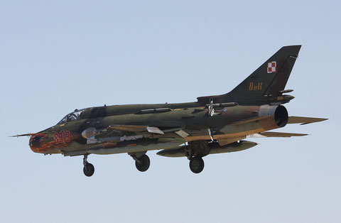 "SU 22M4 "" 8919 "" Polish Air Force -1"