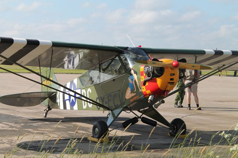Piper L-4A Grasshopper OY-ECV-5