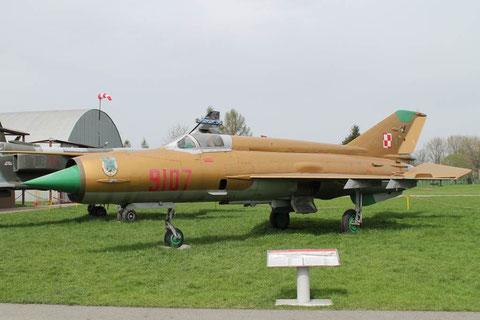 MiG21MF 9107-6