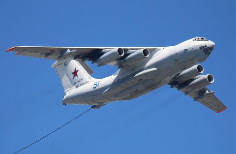 """IL 78M """" 51 """"   RF-94276  Russian Air Force -1"""