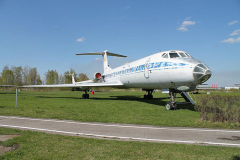 """TU 134AK  """" CCCP-65748 """"  Aeroflot -4"""