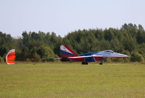 """MiG 29C  """" 30 """"  RF-91928 Воздушно-космические силы   ( ВКС ) Россия -2"""