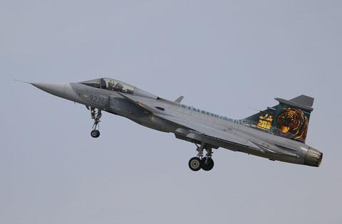 """Jas 39C """" 9236 """" Czech Air Force -7"""