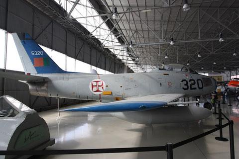 "F 86 Sabre  "" 5320 ""  Portugal Air Force -3"