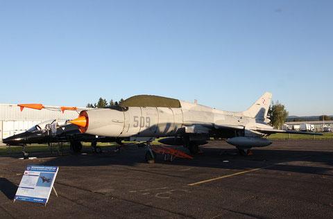 """SU 22UM3K """" 509 """" Polish Air Force -1"""