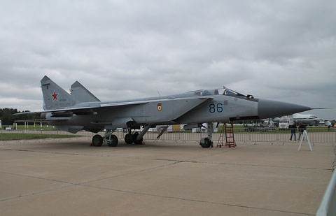 "MiG 31BM "" 86 ""  RF-92369 Russian Air Force -3"
