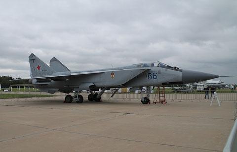 "MiG 31BM "" 86 ""  RF-92369 Russian Air Force -3"