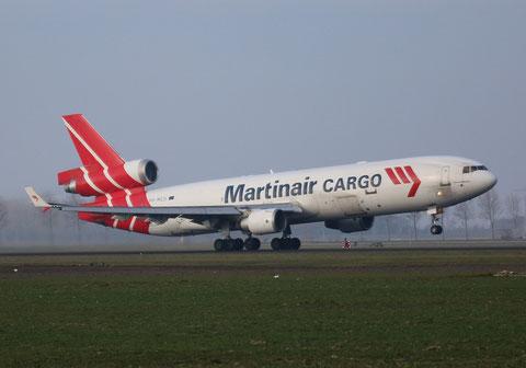 "MD 11F  "" PH-MCU ""  Martinair -1"