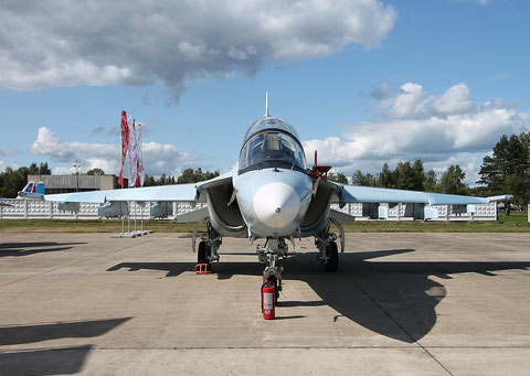 "JAK 130 "" 02 "" RF-44450  Russian Air Force -2"