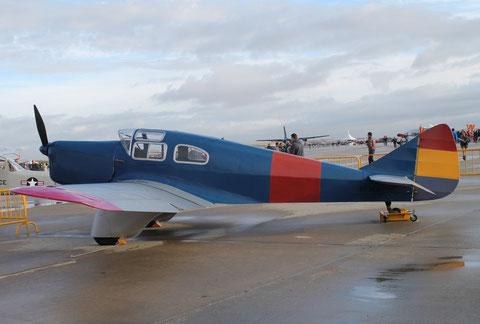 Miles Falcon Six M3.C EC-ACB-4