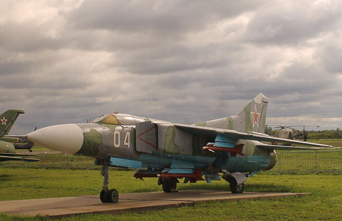 "MiG 23MF ""04""  Russian Air Force -1"