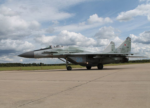 "MiG 29SMT(R)  "" 20 ""  RF-90844  Russian Air Force -5"