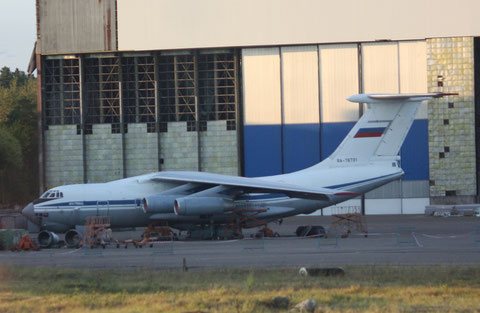 "IL 76MD "" RA-76731 "" Russian Air Force -1"