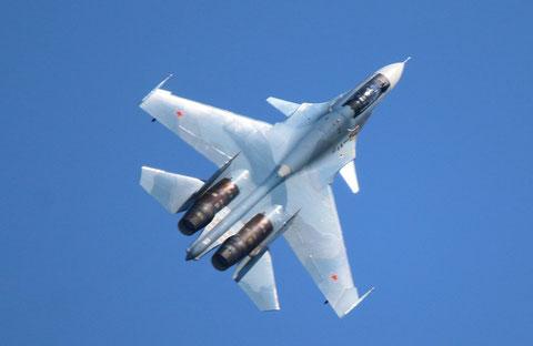 """SU 30SM """" 53 """"  RF-81872  Воздушно-космические силы  ( ВКС ) Россия -3"""