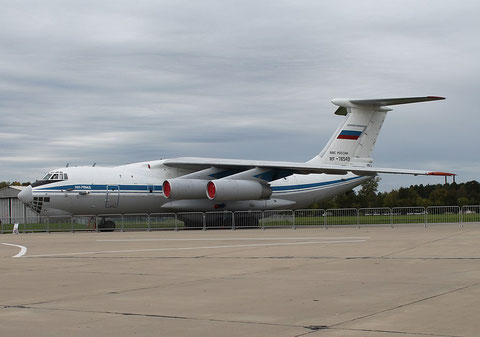 "IL 76MD "" RF-76549 "" Russian Air Force -3"