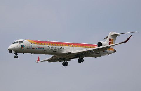 "CRJ-900 "" EC-JXZ ""  Air Nostrum -1"