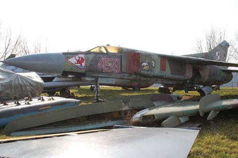 MiG23MF 459-2