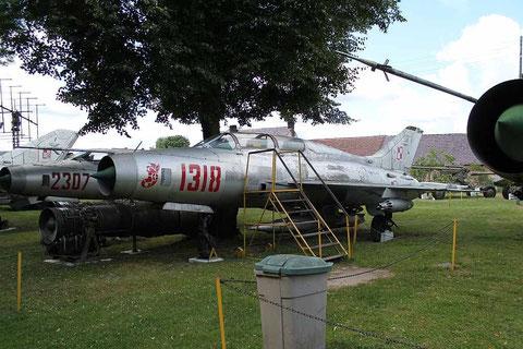 MiG21U 1318-2