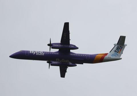Dash8 G-JECE-1