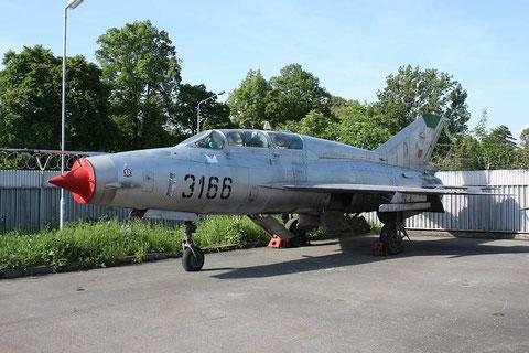 MiG21 3166-2