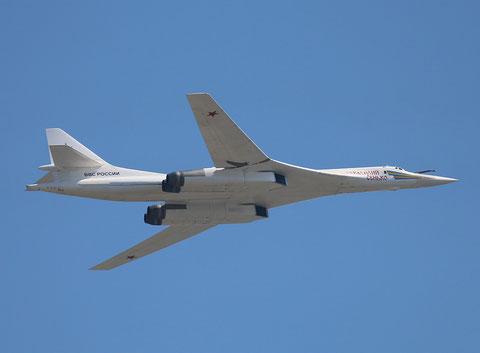 """TU 160  """" 11 """" Vasily Senko  Russian Air Force -3"""