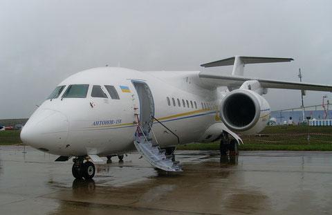 "AN 158 "" UR-NTN ""   Antonov Design Bureau -1"