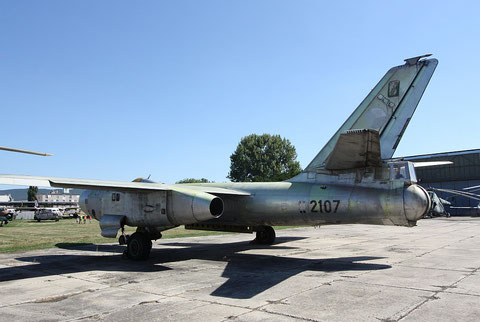 "IL 28 "" 2107 ""  Czech Air Force -3"