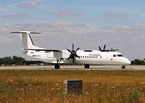 "Dash 8-402 "" D-ABQA "" Eurowings -2"