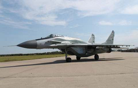 "MiG 29SMT(R)  "" 32 ""  RF-92312  Russian Air Force -6"
