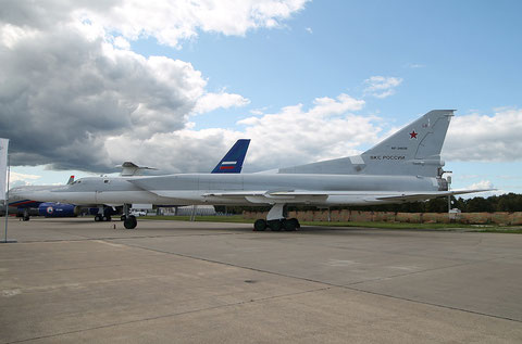 """TU 22M3 """" 48 """" RF-34036  Воздушно-космические силы    ( ВКС ) Россия -1"""