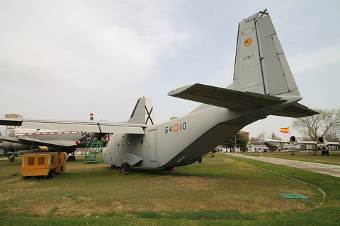 """CASA 212-10 Aviocar """" 54 10 """"  Spanish Air Force -2"""