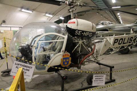Bell47 SE-HPG-2