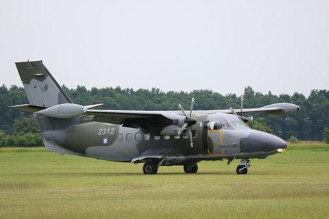 """L 410 UVP-E """" 2312 """" Czech Air Force -3"""