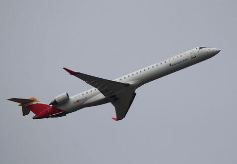 """CRJ-1000 """" EC-LJT """"  Air Nostrum -2"""
