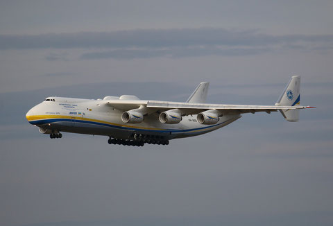 "AN 225 "" UR-82060 "" Antonov Airlines -28"