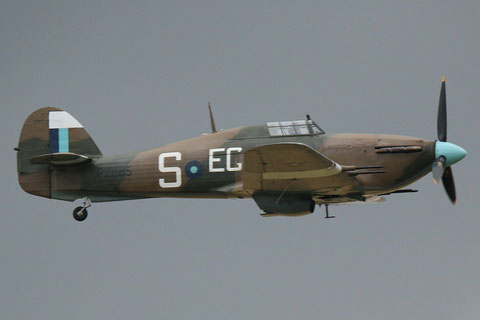 Hurricane PZ865-3