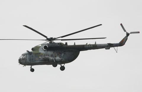 """Mi 171 """" 9844 """" Czech Air Force -1"""