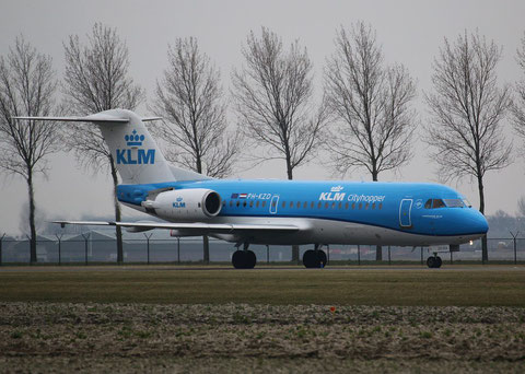 Fokker70 PH-KZD-1