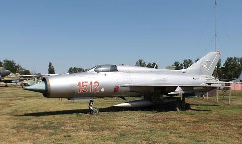 MiG21PF 1512-2