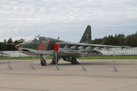 "SU 25K "" 29 ""   RF-95173  Russian Air Force -2"