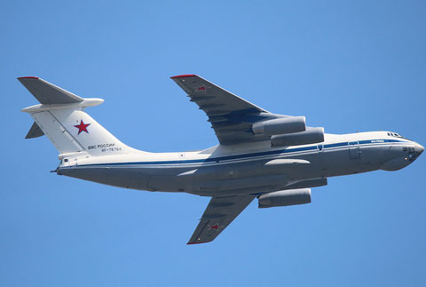 "IL 76MD "" RA-76764 "" Russian Air Force -3"