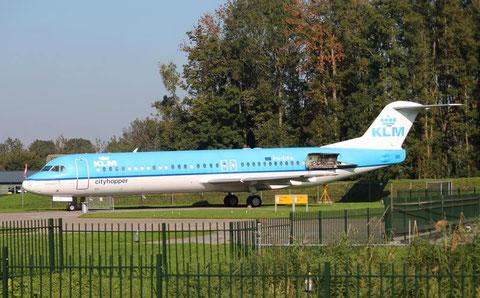 Fokker100 PH-OFA-2
