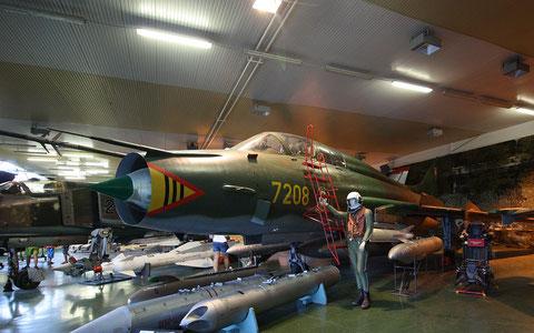 "SU 22UM3K "" 7208 "" Slovak Air Force -2"