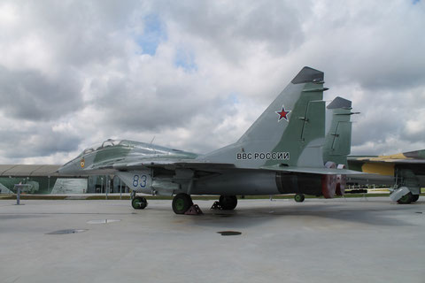 "MiG 29UB "" 83 "" Russian Air Force -3"