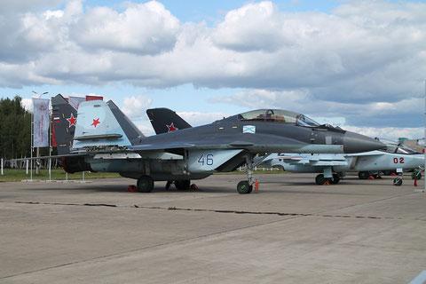 "MiG 29K  "" 46 ""  RF-92322  Russian WMF -4"