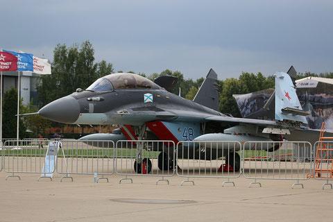 "MiG 29K  "" 48 ""  RF-92324  Russian WMF -2"