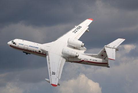 """Be 200 """" RF-32768 """" MCS Rossija -2"""