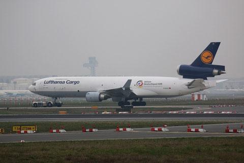 """MD-11F """" D-ALCC """" Lufthansa Cargo -1"""