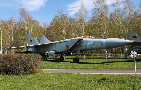 "MiG 25P "" 04 "" Russian Air Force -2"